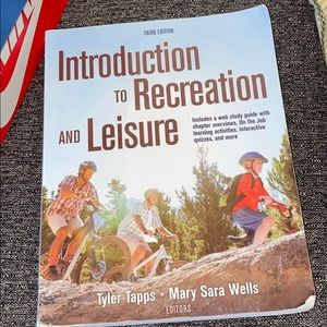 Introduction to Recreation and Leisure 3rd Edition